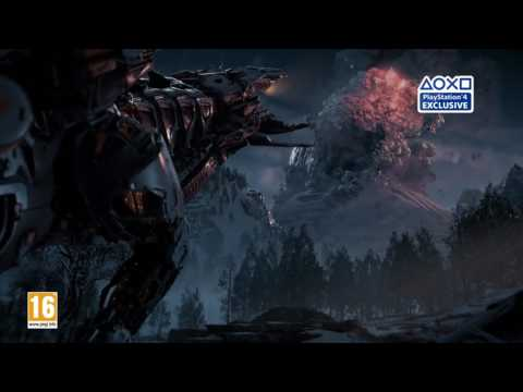 Horizon Zero Dawn The Frozen Wilds - Trailer date de sortie  de Horizon Zero Dawn