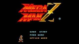 Mega Man Z (SNES)(ROM Hack) 100% Clear w/ Cutscenes!
