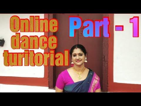 # ONLINE DANCE TUTORIAL - PART 1 ..