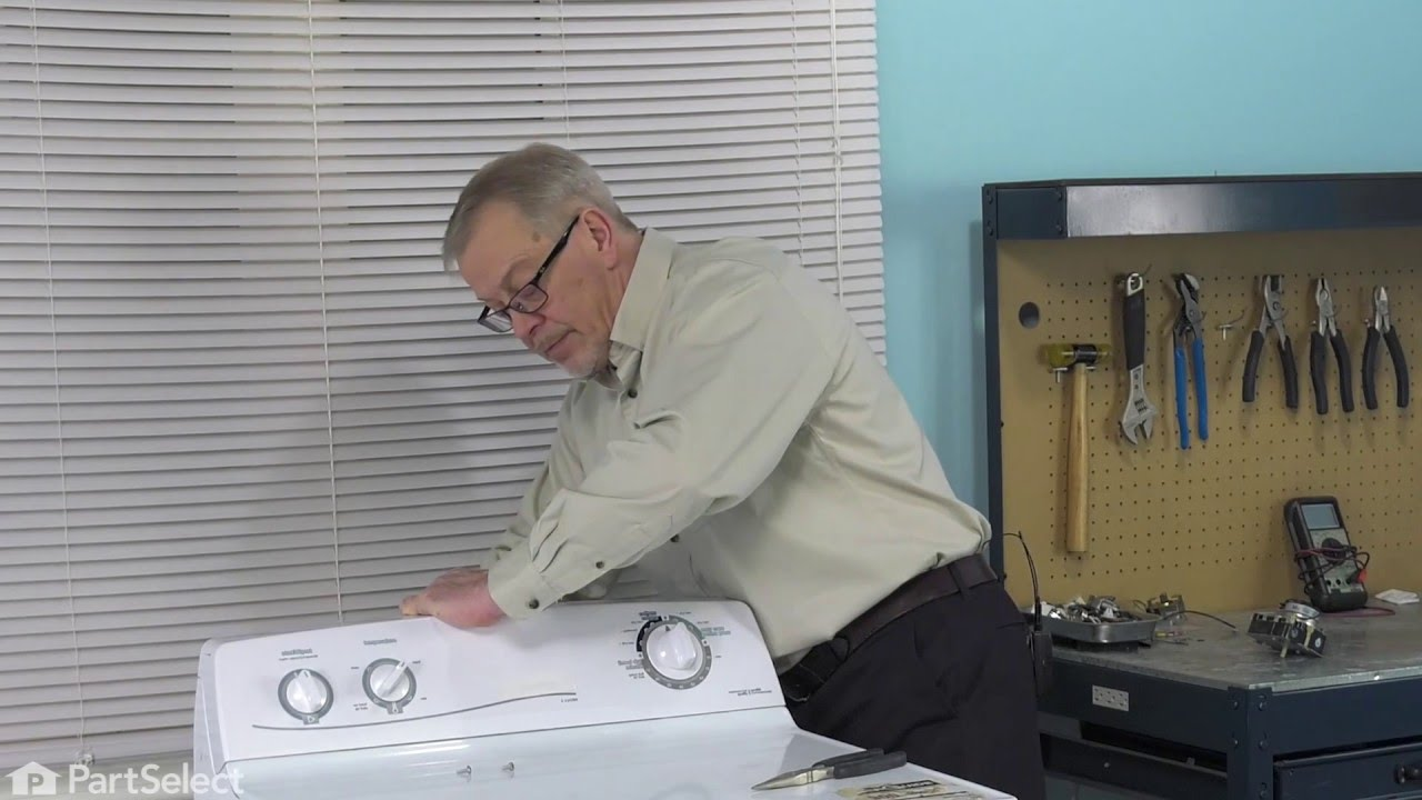 Replacing your General Electric Dryer Dryer Timer