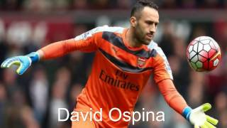 Download Video David Ospina VS messi MP3 3GP MP4
