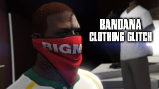 3055a615c25 02 47 How To Wear A Bandana Without Hat And Glasses In GTA 5 Online After  Patch 1.46