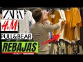 Comprando Las Mejores REBAJAS De Zara, H&M, Bershka, Pull&Bear!
