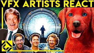VFX Artists React to Bad & Great CGi 49