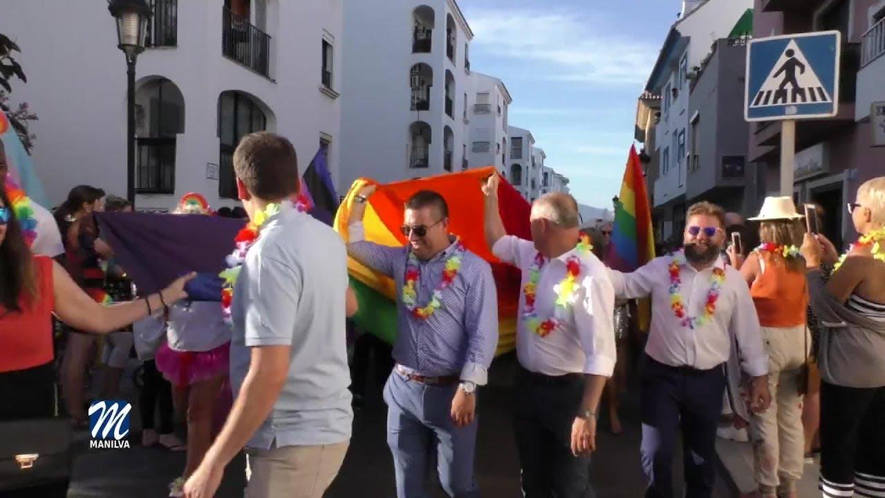 Manilva Pride, galardonado