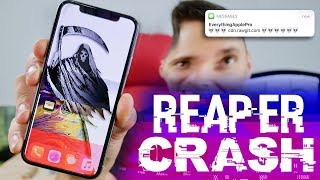 Do NOT Click This Link! Crash ANY iPhone ☠️