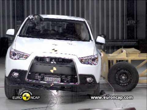 NCAP: Mitsubishi ASX