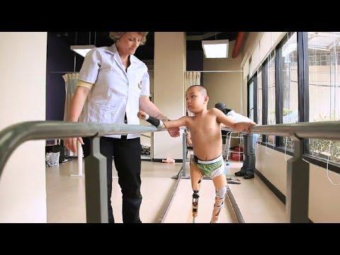 เท้าแบน valgus ในเด็ก Komorowski