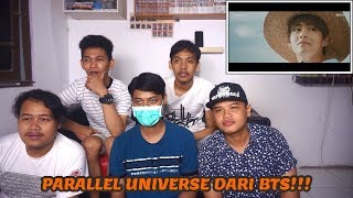 BTS   Heartbeat MV REACTION | BERASA TRAILER FILM!!!