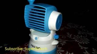 | Mini Spray USB Fan | Best mini fan for cool breeze | The mini Fashion Fan |