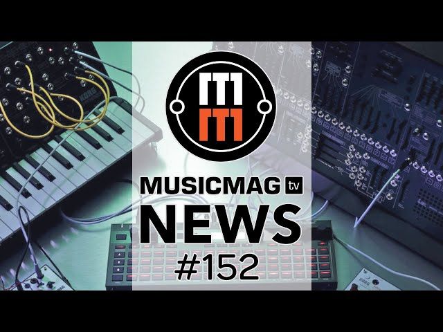 News #152: Behringer Swing, KORG SQ-64, подарки на Black Friday и др.