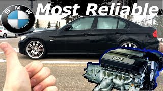 The Most Reliable BMW Engines Ever Made