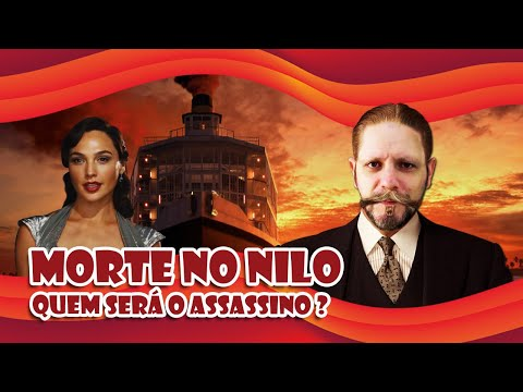 Resenha | Morte no Nilo | Agatha Christie | Livro e filme