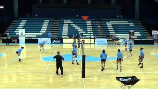 Stanford Game Five Volleyball Drill - Art Of Coaching VB