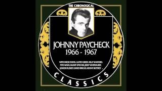 Johnny Paycheck - The Old Year Is Gone (Remastered +  fiddle and vocal overdubs)