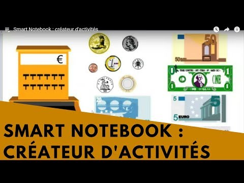 Téléchargement et Installation Smart Notebook pour Smartboard