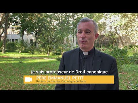 Un nouveau recteur pour l'Institut Catholique de Paris