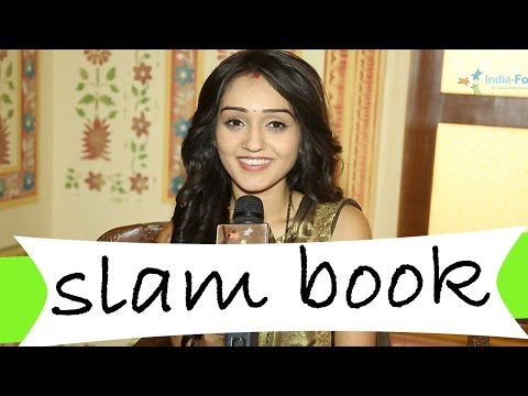 Tanya Sharma's Slam Book