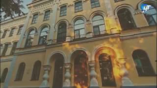 В гуманитарном институте НовГУ открылась выставка работ участников фотоконкурса «Моё Антоново»