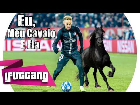 Neymar Jr - EU, MEU CAVALO E ELA ( Raí Saia Rodada )