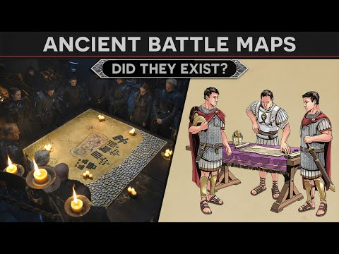 Did Ancient Battlefield Maps Really Exist? (Fact or Fiction)