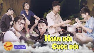 Nhạc Chế | HOÁN ĐỔI CUỘC ĐỜI - Cua Mề | Kem Xôi Parody
