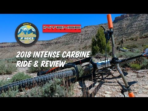 2018 INTENSE CARBINE Mountain Bike Review MTB 29er