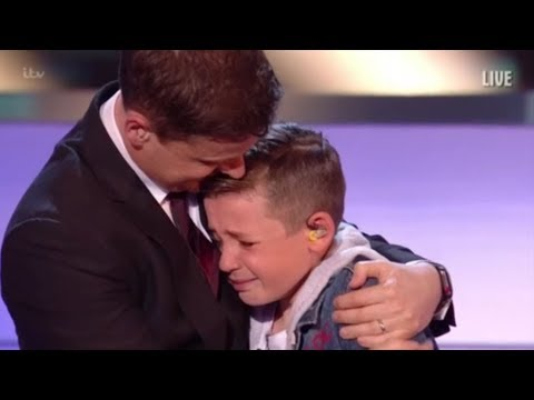 Calum Courtney: The Viral Boy With Autism Sings EMOTIONAL Song | Britain's Got Talent 2018 (видео)