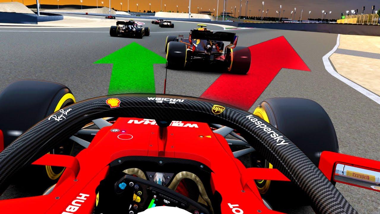 Aarava: 2020 Sakhir Grand Prix Race on outer loop