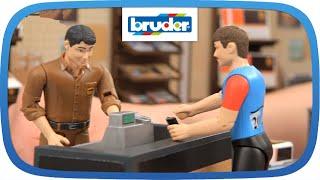 bworld UPS Paketshop -- 62250 -- BRUDER Spielwaren