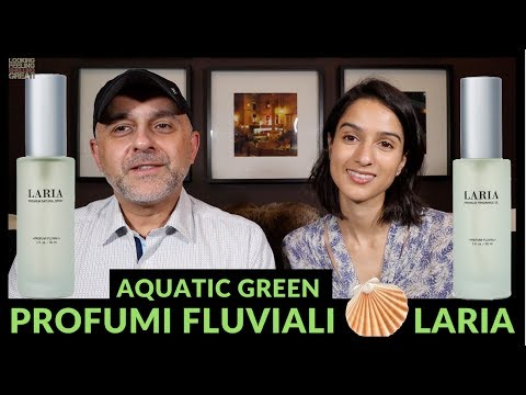 Profumi Fluviali Laria Fragrance Review W/Ashley + 2 Bottles Giveaway