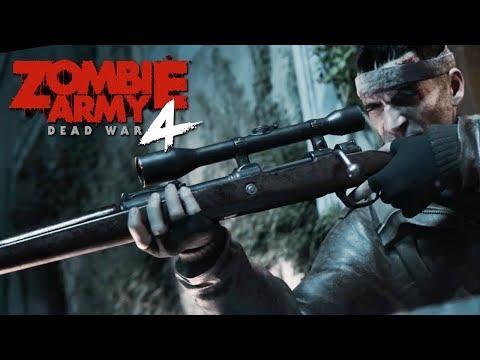 Trailer de Zombie Army 4: Dead War Deluxe Edition