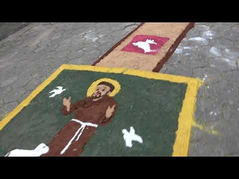 Procissão de Corpus Christi de Juquitiba padre Valdir