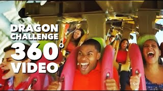 360 VIDEO: Dragon Challenge™ | Islands of Adventure