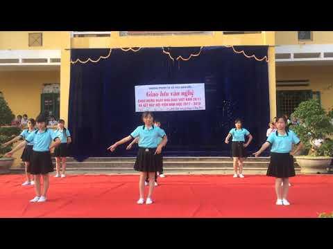 Nhảy hiện đại - Bản Liền 2017