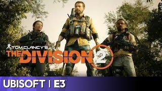 The Division 2 Full Presentation | Ubisoft E3 2018 - dooclip.me
