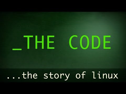 The Code: Story of Linux Documentary [2001]
