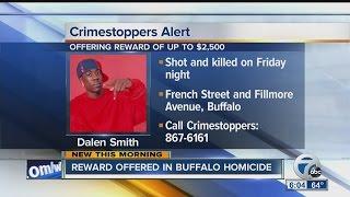 Crimestoppers Dalen Smith