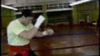Tommy Morrison Boxing Highlights