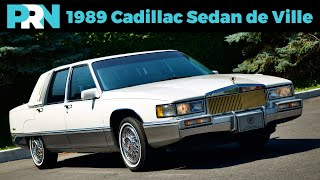 1989 Cadillac Sedan de Ville Full Tour & Review