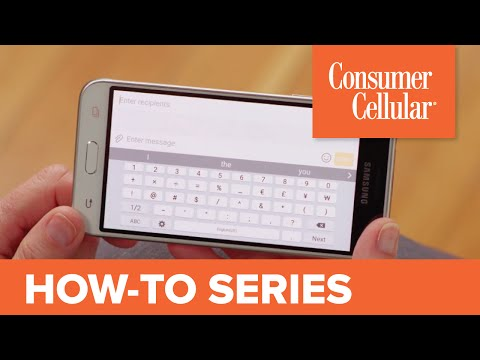 Samsung Galaxy J3 Smartphone Videos & Manuals - Consumer Cellular