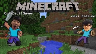 Minecraft coop (w/Jaki) - Ghé thăm nhà Jaki