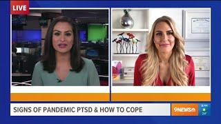 Pandemic PTSD – Heather Hans 9NEWS Denver