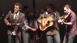 """Chris Thile and the How To Grow A Band """"Heart In A Cage"""" 6/2/07 Preston, CT"""