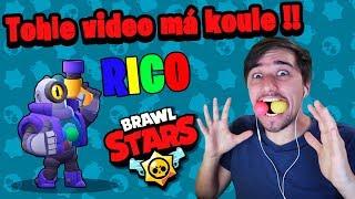 Brawl Stars CZ/SK | Tohle video má koule! Rico Solo Showdown! | Jakub Destro