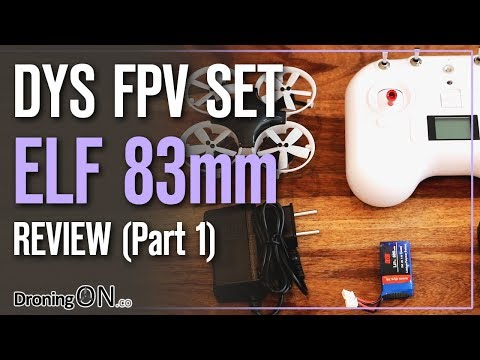 droningon--dys-elf-brushless-83mm-set-review-part-1--unboxing-and-inspection