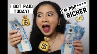 How Much Money Do Small Youtubers Make?|10,000 SUBSCRIBERS| Philippines | TinFon