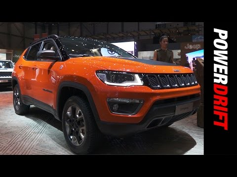 Jeep Compass Price (GST Rates), Images, Mileage, Colours ...