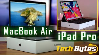 New MacBook Air 2020 & New iPad Pro 2020 | TechBytes