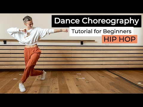 HIP HOP Dance Choreography Tutorial for Beginners - Free Dance Class at Home